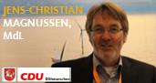 Jens Magnussen, MdL
